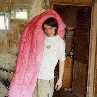 Стирали одеяло :: Ксения Сытина
