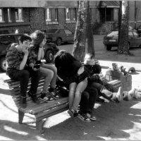 Молодёжъ :: Владимир Пальчик