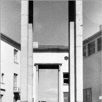 На ступенях Эрмитажа. :: Владимир Пальчик