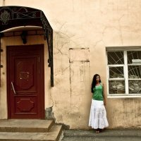 Горячий город :: Даша Шмотина