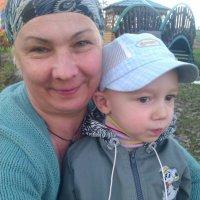 я и бабуля! :: Наталья Керченская