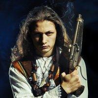 По мотивам пиратов :: Александр Нерозя