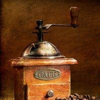 Старая кофемолка :: Александр Нерозя