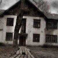 мертвый дом :: Артем Пахомов