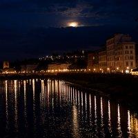 Ночная Флоренция :: Артем Гордеев