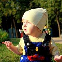 Малыш :: Юльчик Лобанова