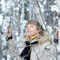 В зимнем лесу :: Андрей Протасов