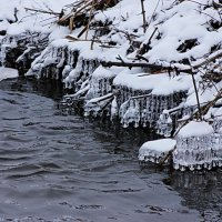 Ледяные подвески :: Людмила Минтюкова