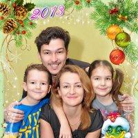 С Новым Годом всех обитателей FOTOKTO!!! :: Руслан Аминов