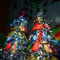 Моя новогодняя елочка :) :: Наташа Белоусова