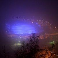 Медео в тумане :: Вероника Галтыхина