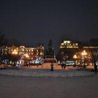 Ночные гуляния :: Екатерина Яковлева