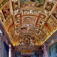 Потолки Ватикана-2 :: михаил кибирев