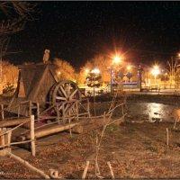 Новогодняя сказка) в Орском Центральном парке :: Таня Харитонова