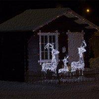 Santa house :: Helen Samusevych