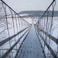 Мост через Сылву :: Сергей Комков