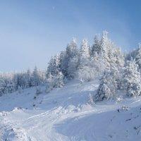 Гора Белая :: Сергей Комков