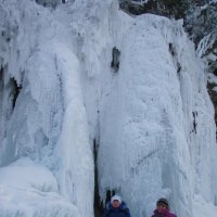 Водопад Плакун :: Сергей Комков