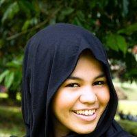 Индонезийская девушка :: Sergey Medvedev