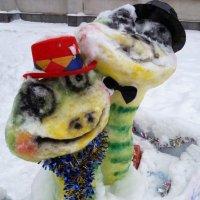 С Новым годом!!! :: Елена Артамонова