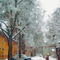 зимняя сказка :: Валерий Коноплев