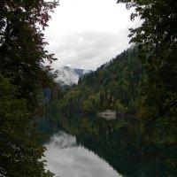 озеро  Рицца :: Ирина Петкун