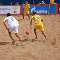Чемпионат России по пляжному футболу :: Владимир Немцев