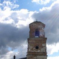 Разрушенный храм в Прокоп-Салде :: Сергей Комков