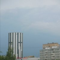 Город :: Андрей Новокщёнов