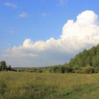 пейзаж :: Алексей Тедеев