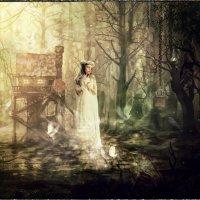 Магия леса :: Екатерина Щербакова