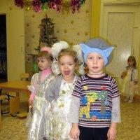 Принцессы готовы к выходу! :: Елизавета Успенская