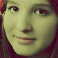 миленькие глаза :: Вероника Егорова