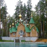 Монастырь на Ганиной Яме :: Сергей Комков
