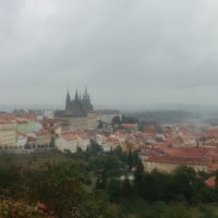 Печальная Прага :: Дарья Воропаева