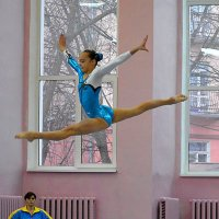 Грация. :: Виктор Юденков