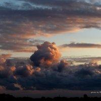 В свете заката :: Эдуард Аверьянов