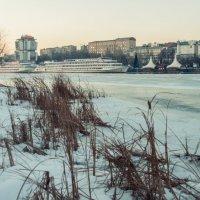 Река стала :: Игорь Гутлянский