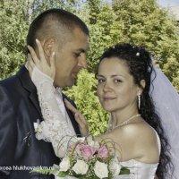 свадьба :: Натали Глухова
