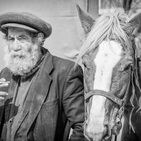 Старый цыган :: Alexander Portniagyn