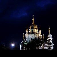 Форосская церковь :: Марина Дегтярева