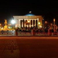 Ташкент в ночи :: Наталья Бох