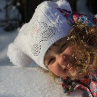 Милая дочка :: Светлана Телегина