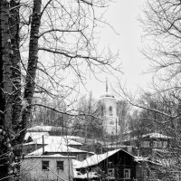 Зимние зарисовки 1 :: Олег Куликов