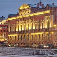 Дворец Белосельских-Белозерских. :: Олег Попков