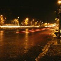 Мой город ночью :: Sergey Popoff