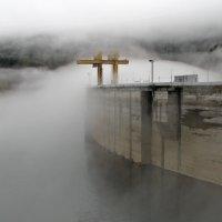 Туманная ГЭС :: Иван Иванов