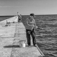 Рыбак :: Вахтанг Хантадзе