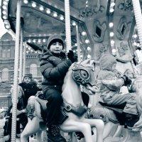 Постновогодняя Москва :: Lev Miln
