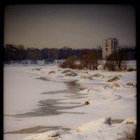 Река Волга :: Дмитрий Тихомиров